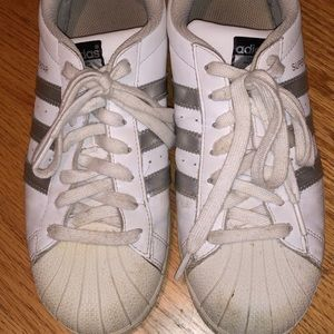Adidas Superstar Metallic Sneakers